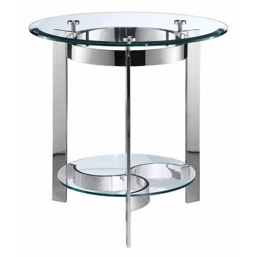 Mercury End Table