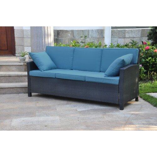 Valencia Sofa with Cushions