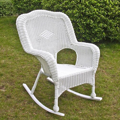POLYWOOD Ivy Terrace Rocking Chair & Reviews