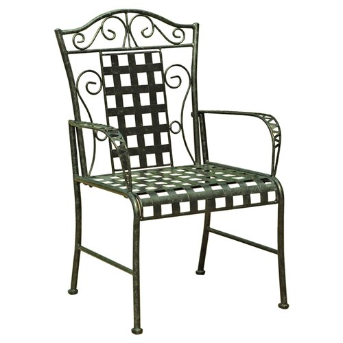 International Caravan Mandalay Patio Dining Chair