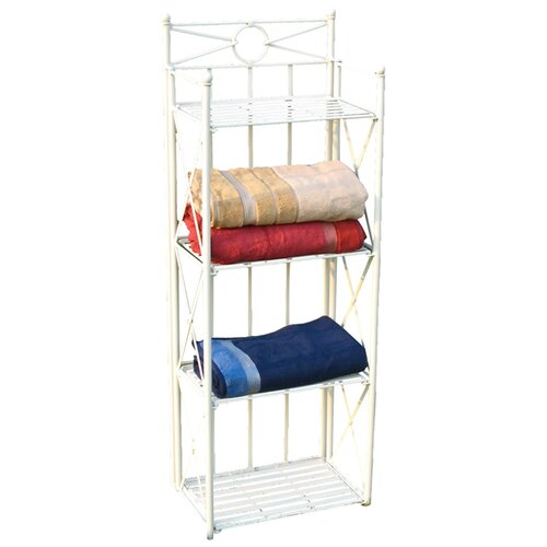 International Caravan International Caravan Iron 4-Tier Backers Rack