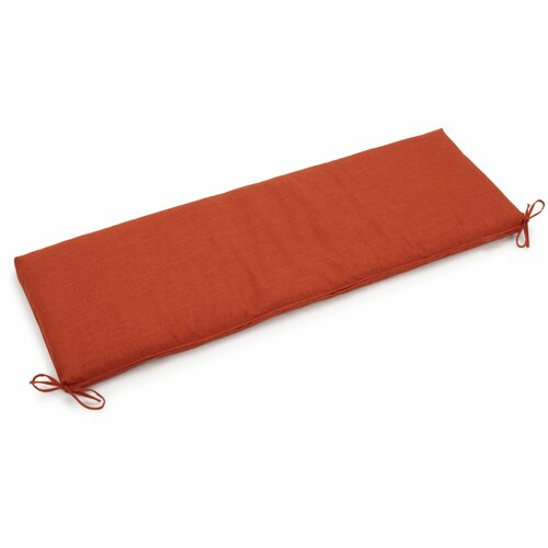 Blazing Needles Bench Cushion