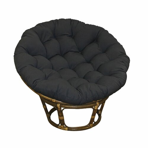"Blazing Needles 52"" Papasan Replacement Cushion"