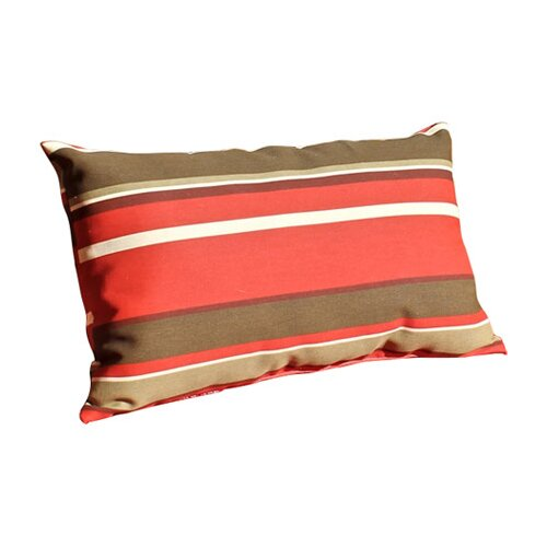 Blazing Needles Outdoor Decorative Pillow