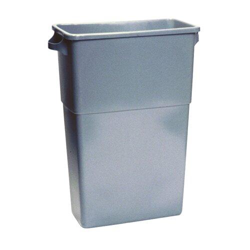 23 Gallon Thin Bin Plastic Container