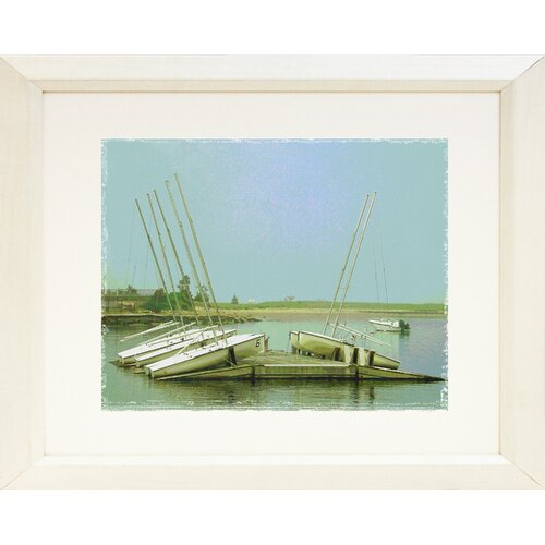 Nautical Boats Framed Photographic Print