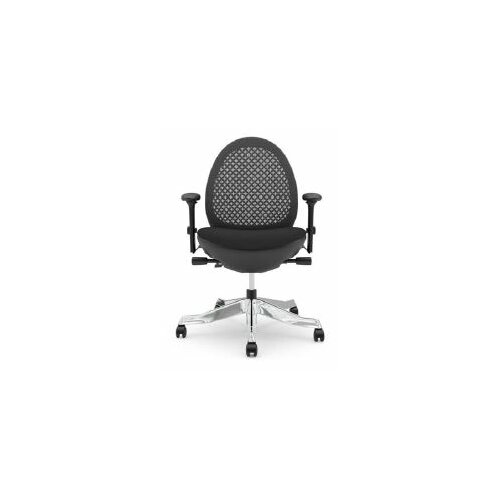 Mesh Ovo Task Chair with Arms