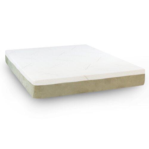 Plush Beds Slice Of Heaven 4 5 Memory Foam Sofa Bed