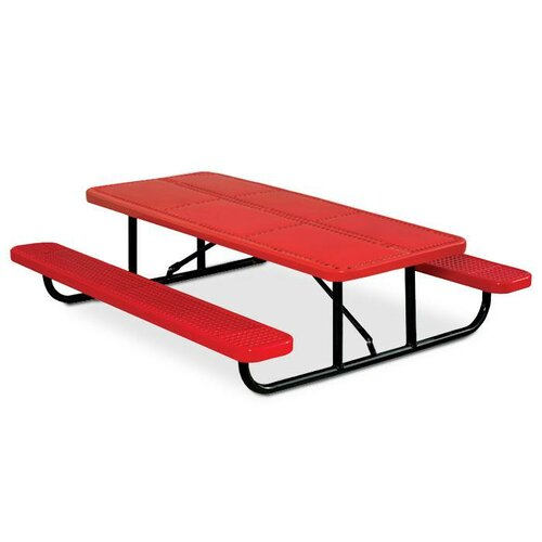 Kids's Rectangular Picnic Table