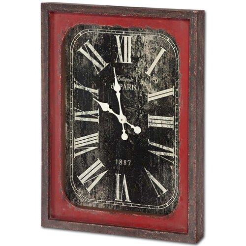 Lasker Wall Clock