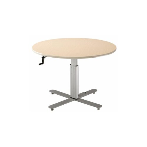 Progression Hand Crank Adjustment Large Round Table