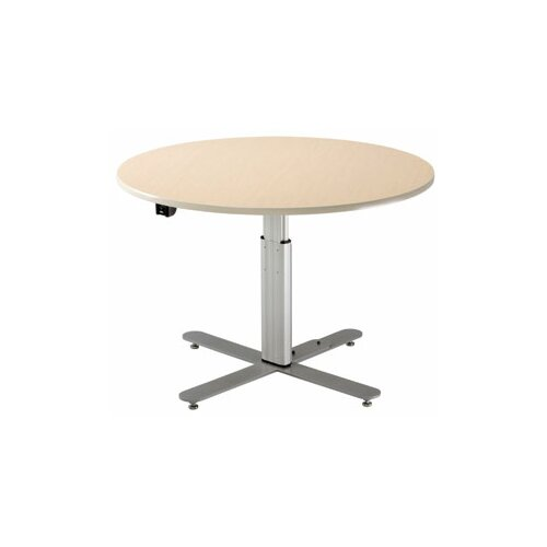 Progression Power Adjustment Large Round Table