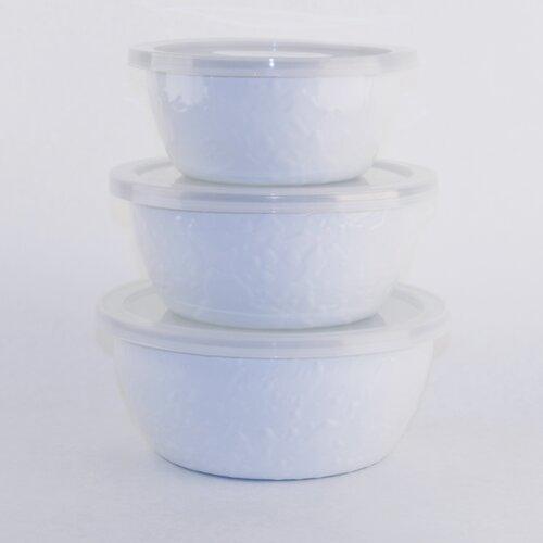 3 Piece Nesting Bowl Set