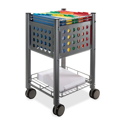 "Vertiflex 26.25"" Sidekick File Cart"