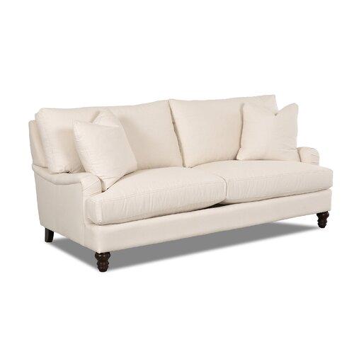 Wayfair custom upholstery delphine sofa reviews wayfair for Furniture courier