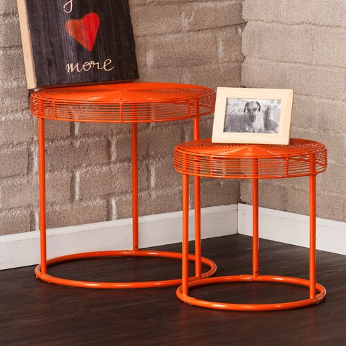 Eontic 2 Piece Nesting Tables