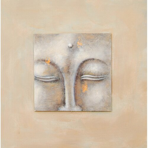 Benjamin Parker Galleries Belief II Original Painting on Canvas