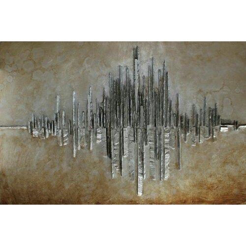 Instrumental II Original Mixed Media Art