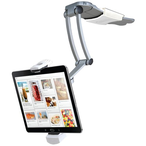 2 in 1 Kitchen Mount for iPad and Tablets Stand