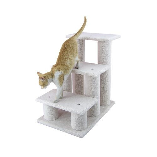 Armarkat Classic 3 Step Cat Stairs