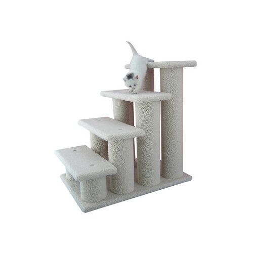 "Armarkat 25"" Classic 4 Step Cat Tree"