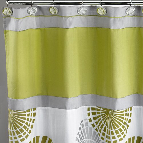 Bonnie Polyester Shower Curtain