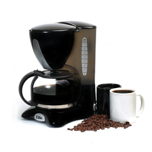 Cuisine 10 Cup Coffee Maker