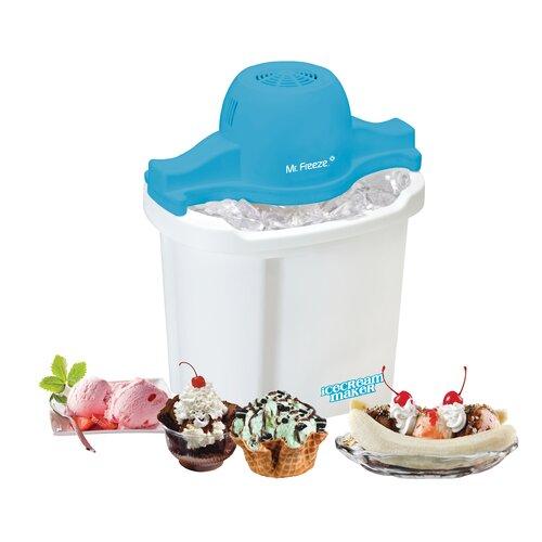 Mr. Freeze 4-qt. Electric Ice Cream Maker