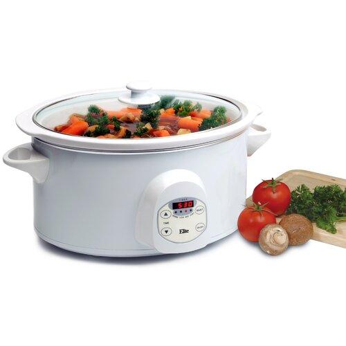 Platinum 6-Quart Programmable Slow Cooker