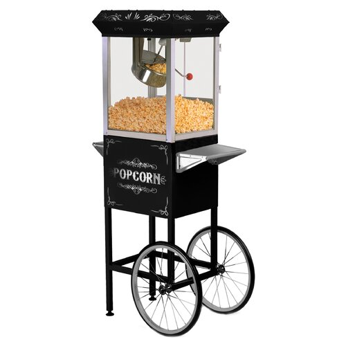 Nostalgia Electrics 2 Oz Old Fashioned Kettle Popcorn Maker Amp Reviews Wayfair