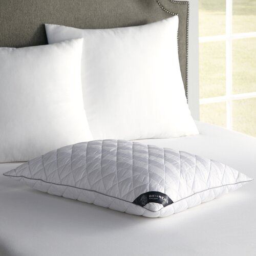 Diamond Quilt Pillow