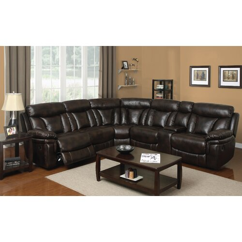 Carpathian Dual Reclining Sectional