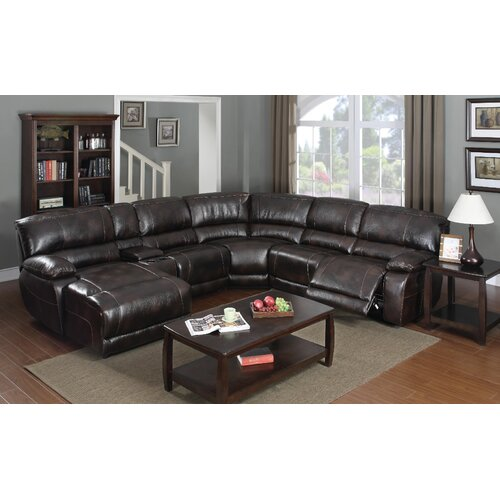 Coastal Left Chaise Sectional