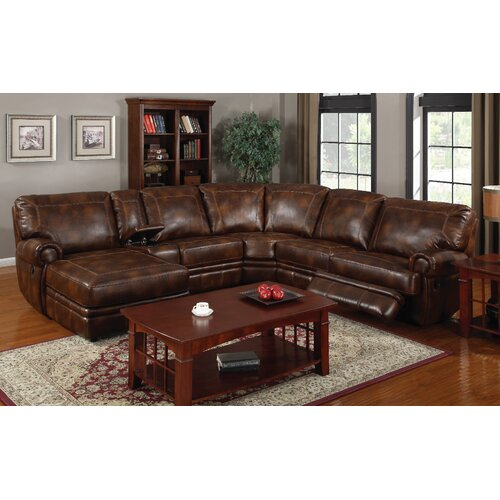Silverthrone Left Chaise Sectional