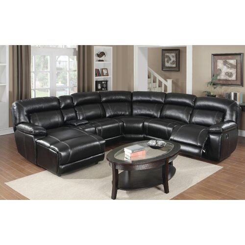 Rockies Left Chaise Sectional