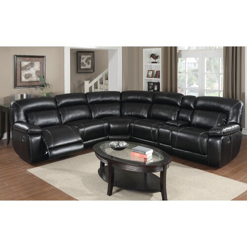 Rockies Dual Reclining Sectional