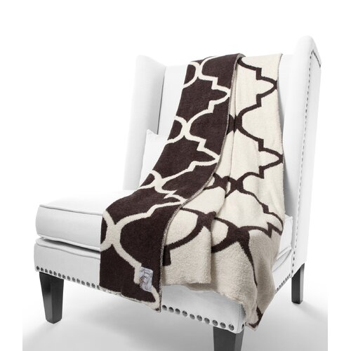 Dolce Moroccan Fabric Throw
