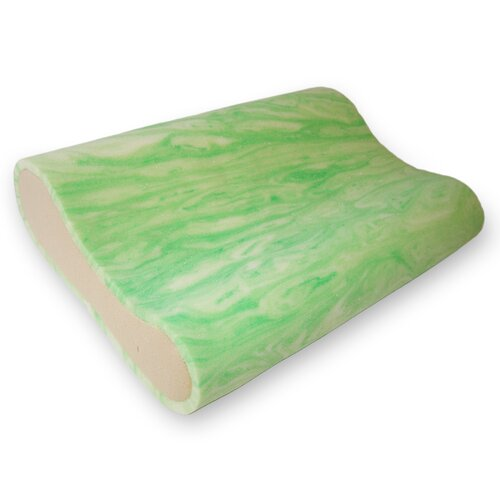 Gel and Memory Foam Contour Pillow