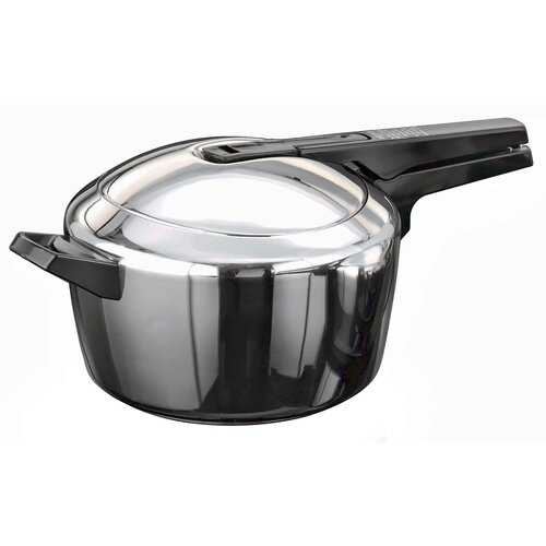 Futura Stainless Steel 4.23-Quart Pressure Cooker