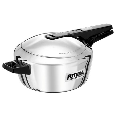 Stainless Steel 5.81-Quart Pressure Cooker
