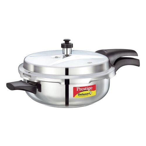 Deluxe 4.23-Quart Stainless Steel Senior Pressure Pan
