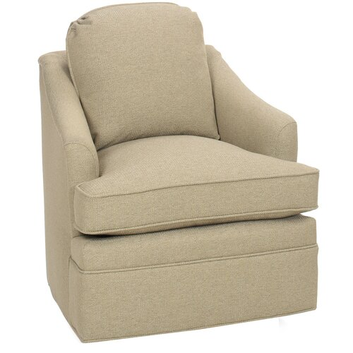 Quinn Swivel Arm Chair