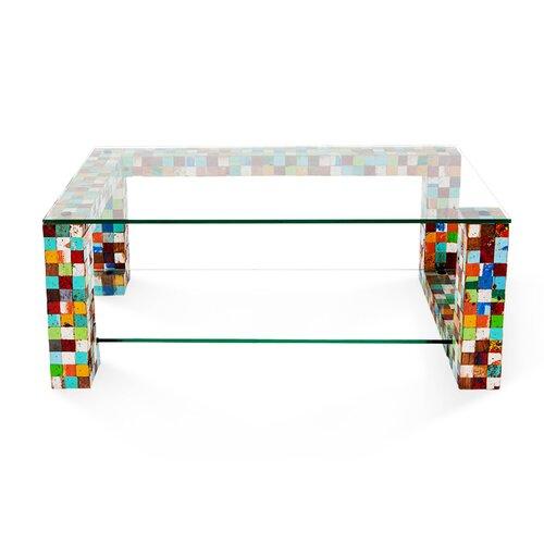 Apocalypso Reclaimed Wood Coffee Table