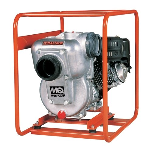 425 GPM Honda GX - 240 Centrifugal Pump