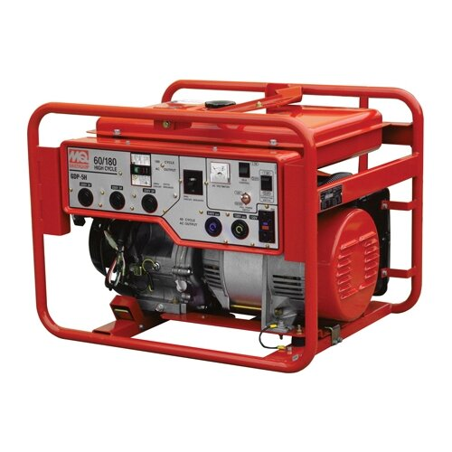 High Cycle 5000 Watt Generator