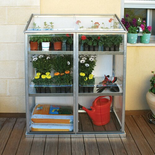Palram Grow Station Raised Garden Bed