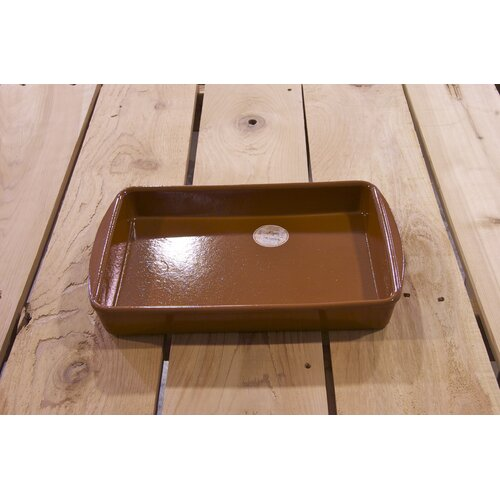 Giant Terracotta Oven Tray