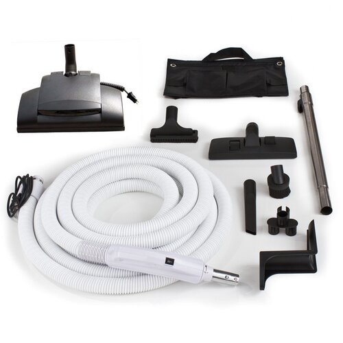 Deluxe Central Vacuum Kit Wessel Werk Fits All Brands Like Beam Electrolux Nutone