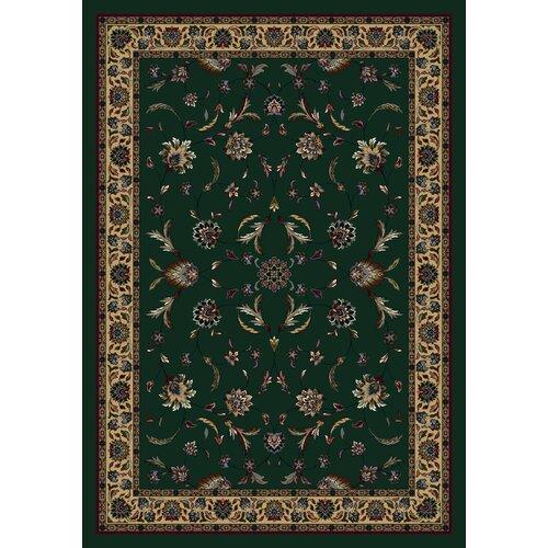 Milliken Signature Isfahan Emerald Rug