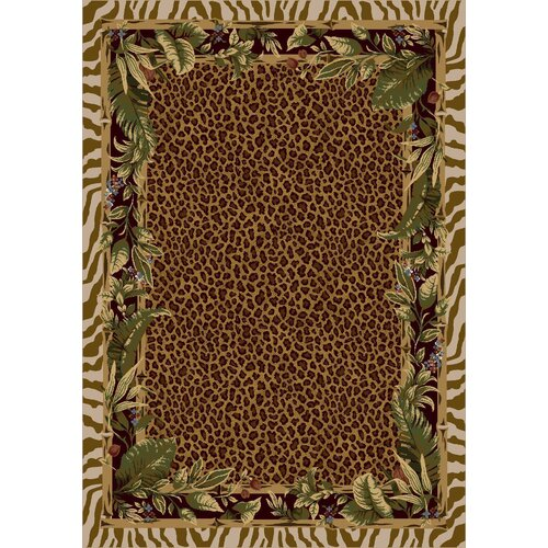 Signature Jungle Safari Pearl Mist Rug